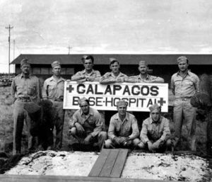 US Army in the Galapagos Islands
