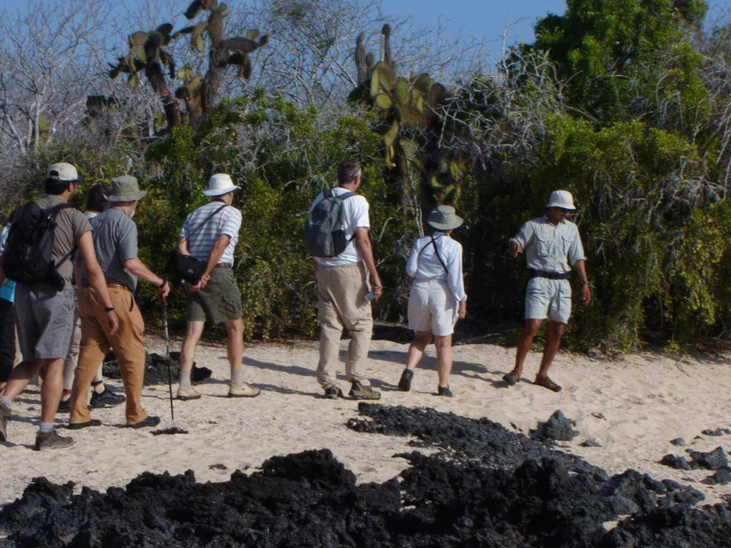 Ideal clothing for the Galapagos Islands
