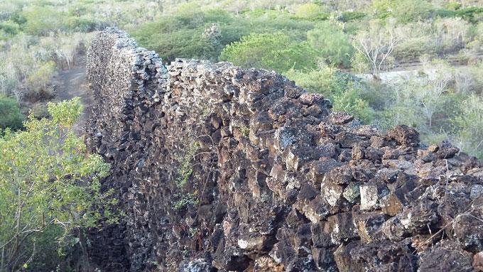 Wall of Tears, Puerto Villamil