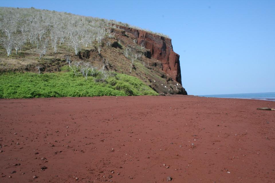 Rabida beach