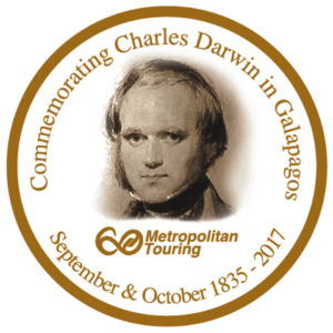 Charles Darwin in Galapagos 2017