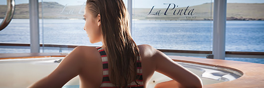 Privacy and space at Yacht La Pinta