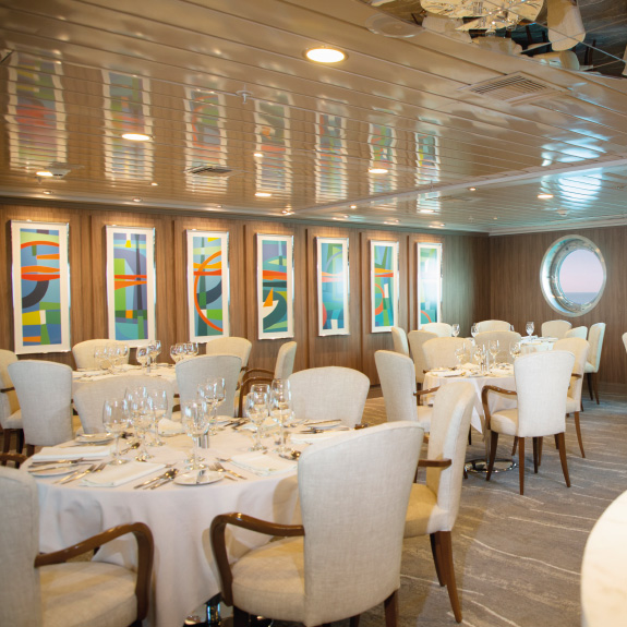 Restaurant at Yacht La Pinta