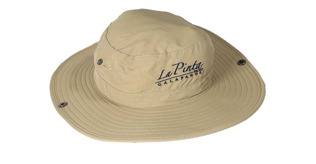 Yacht La Pinta's Hat