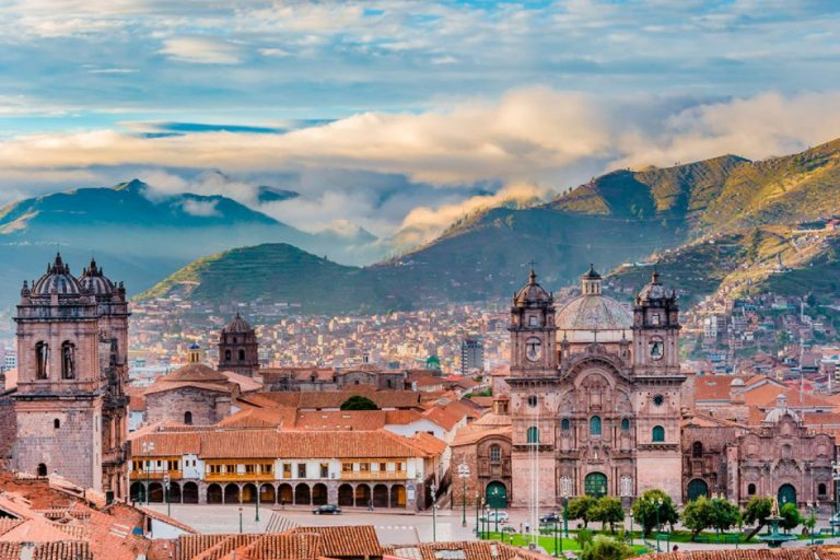 Cuzco Skyline