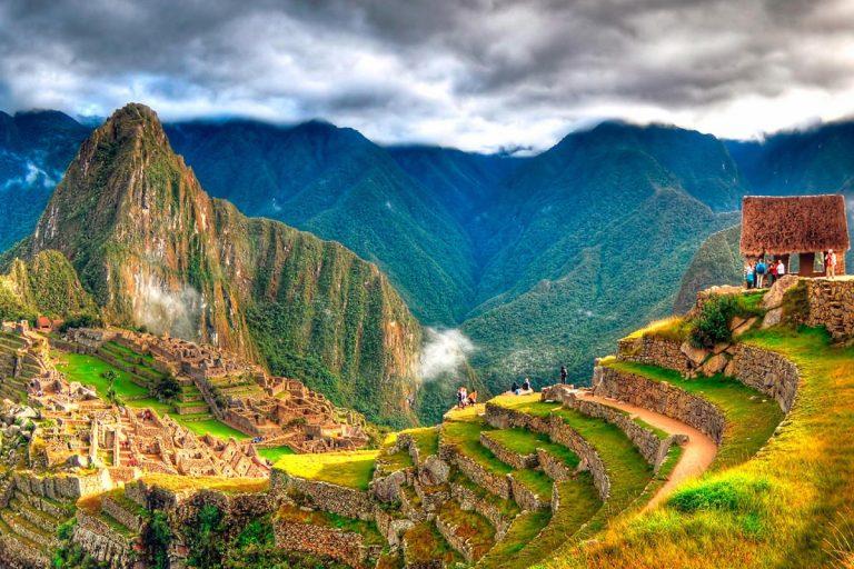 Machu Picchu a Peru destination